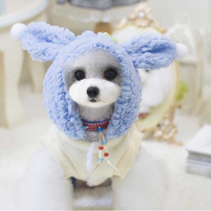 艾比 萌萌兔棉衣 黄加蓝 xl 可爱萌兔 柔软舒适