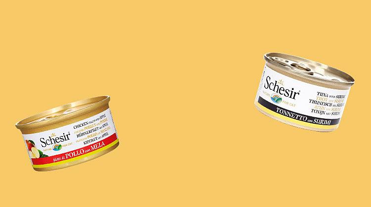 雪诗雅Schesir 品质猫罐